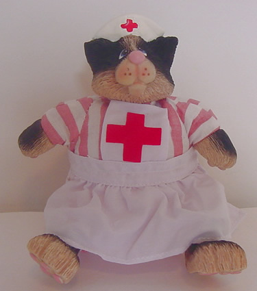 Kathleen Kelly nurse cat, Nurse TLC