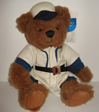 """Li'l Homerun"", baseball bear"