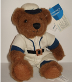 """Li'l Homer"", baseball bear - Click Image to Close"