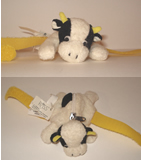 """Loopie"" Cow - Click Image to Close"
