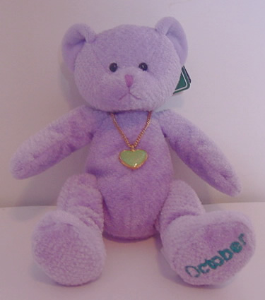 Birthstone Bear of the Month, October