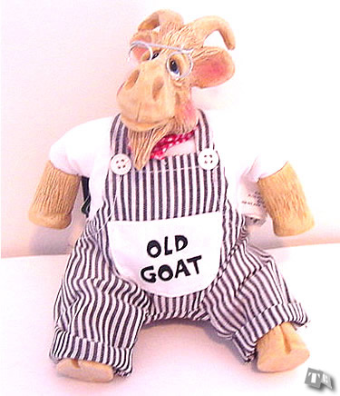 Old Goat - Kathleen Kelly Collectibles