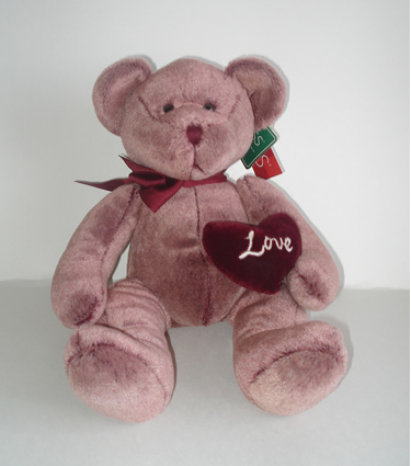 """Chantelle"", Love Bear"
